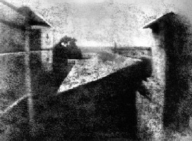 View from the Window at Le Gras